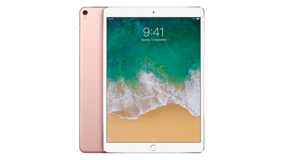 Apple 10.5 Inch iPad Pro Wi-Fi 64GB - Rose Gold