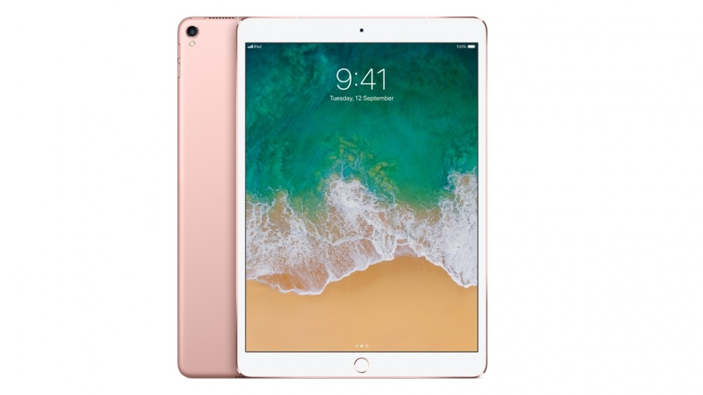 Apple 10.5 Inch iPad Pro Wi-Fi Cellular 64GB - Rose Gold
