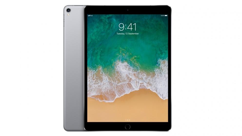 Apple 10.5 Inch iPad Pro Wi-Fi Cellular 64GB - Space Grey