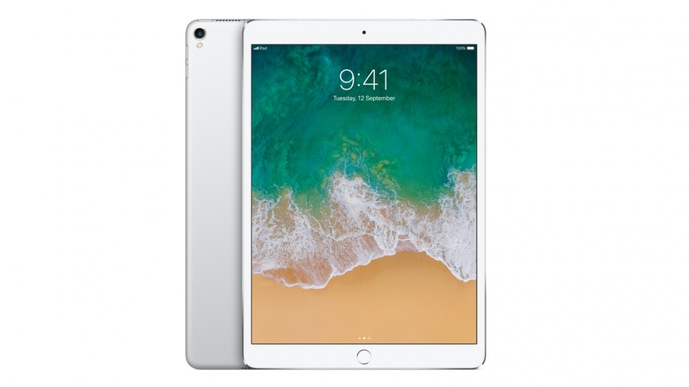Apple 10.5 Inch iPad Pro Wi-Fi Cellular 64GB - Silver