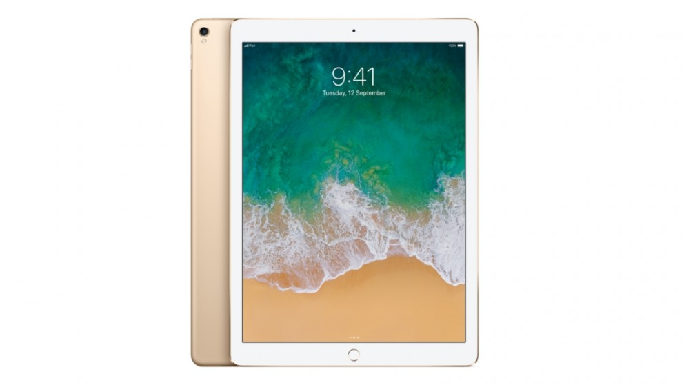 Apple 12.9 Inch iPad Pro Wi-Fi Cellular 256GB - Gold