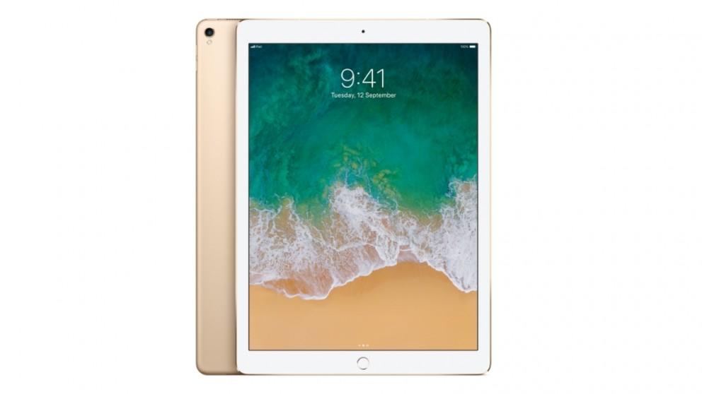 Apple 12.9 Inch iPad Pro Wi-Fi Cellular 256GB - Gold