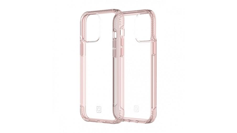 Incipio Slim Case for iPhone 13 Pro Max - Rose Pink/Clear