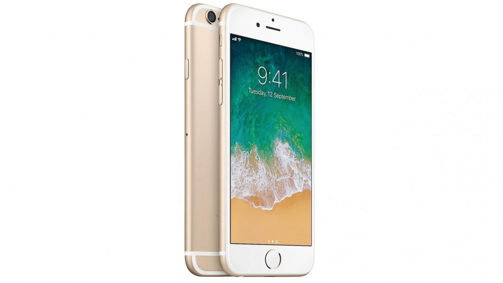 Vodafone Apple iPhone 6 32GB Pre-Paid Smartphone - Gold