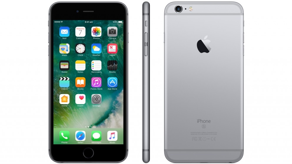 Iphone S Plus Space Grey Gb Unlocked