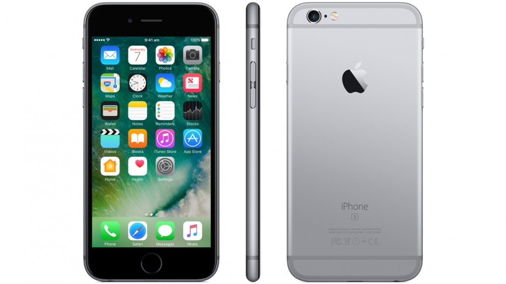 new product d4536 58518 Apple iPhone 6s 32GB - Space Grey
