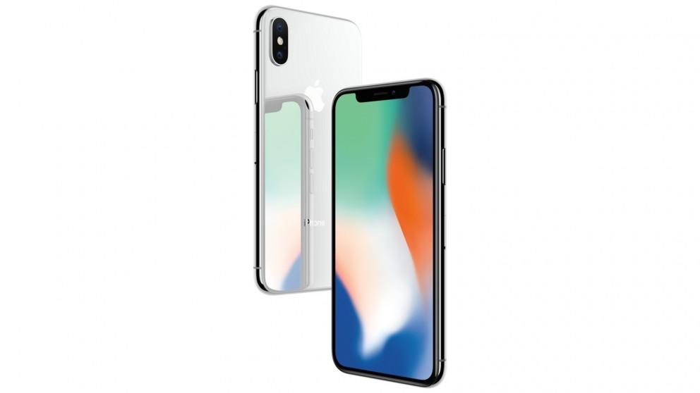 Apple iPhone X 256GB - Silver