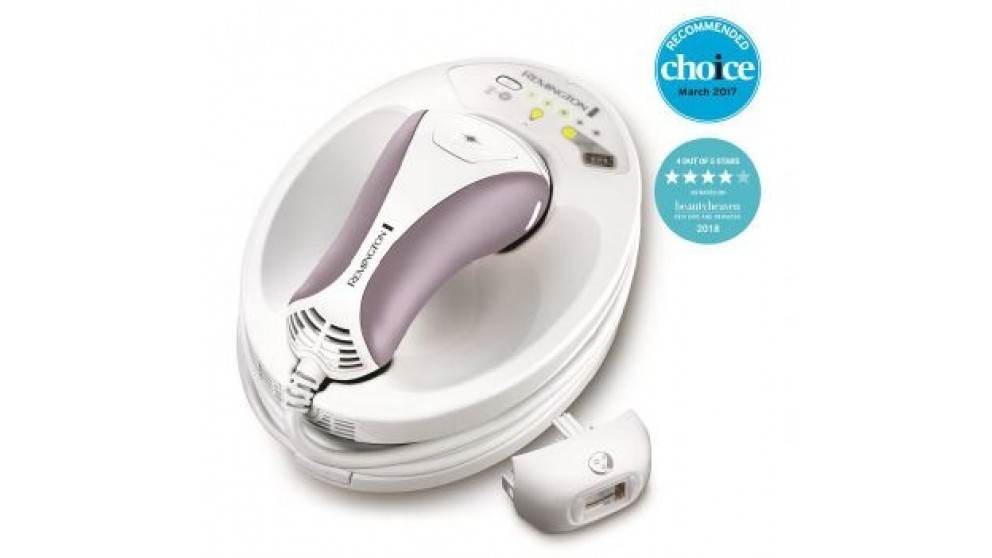 Remington i-Light Pro Face and Body Hair Removal System