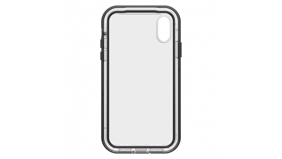 purchase cheap 5fb56 d7d3a Lifeproof Next Case Iphone XS - Black Crystal