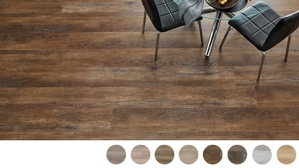 Isocore Hybrid Flooring