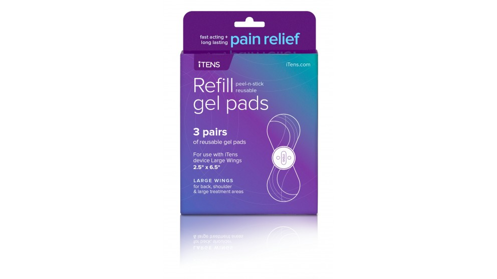 iTens Accessory - Large Gel Pads