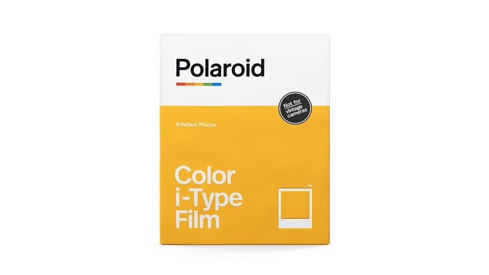 Polaroid i-Type Film - Colour