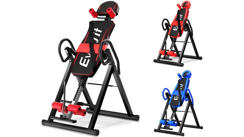 Everfit Gravity Inversion Table