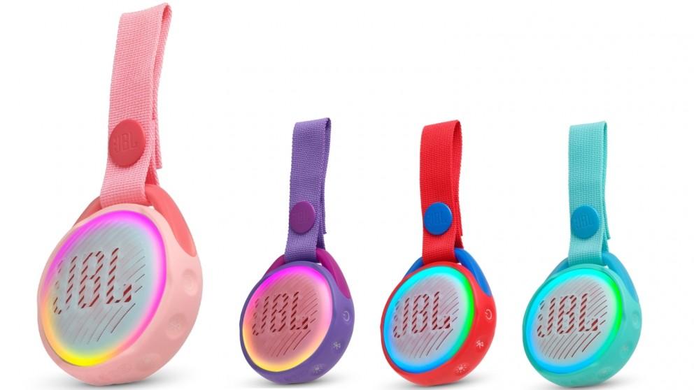 JBL JR POP Kids Portable Bluetooth Speaker - Allheadphones