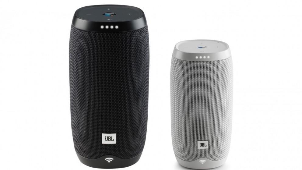 JBL Link 10 Google Voice Activated Portable Waterproof Speaker