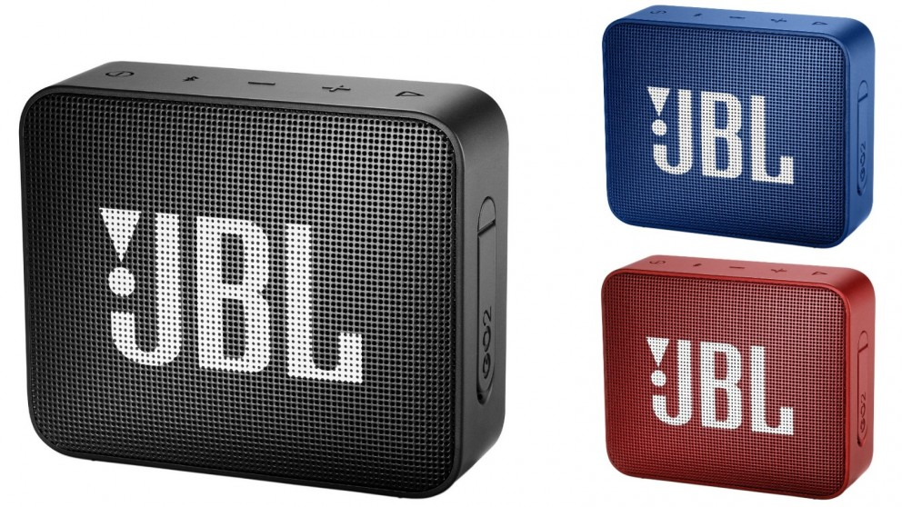 JBL Go 2 Mini Portable Bluetooth Speaker
