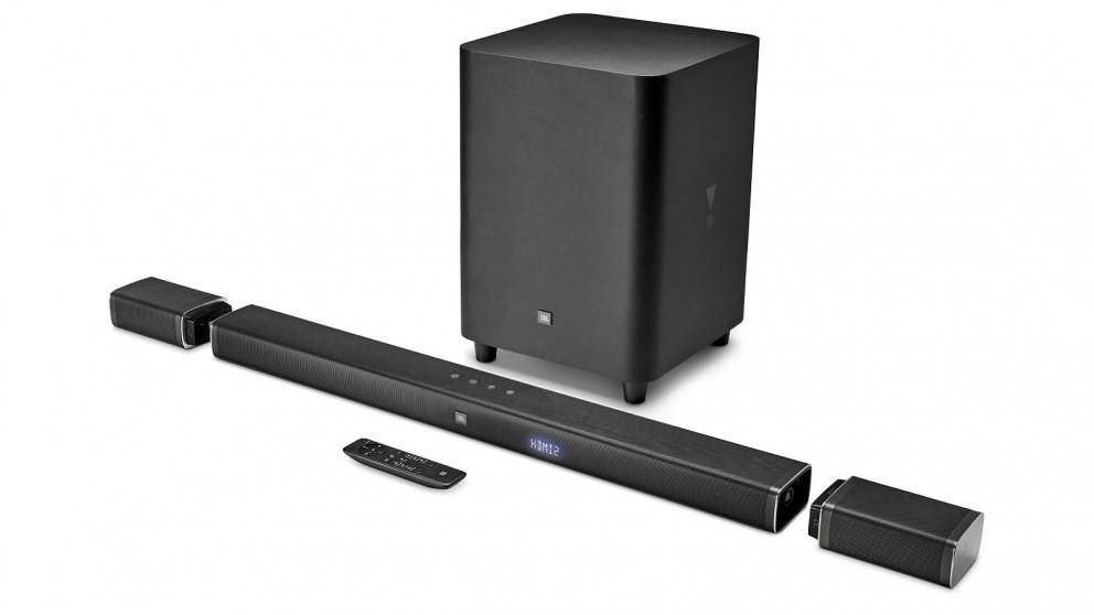 JBL Bar 5.1 Soundbar With Wireless Subwoofer
