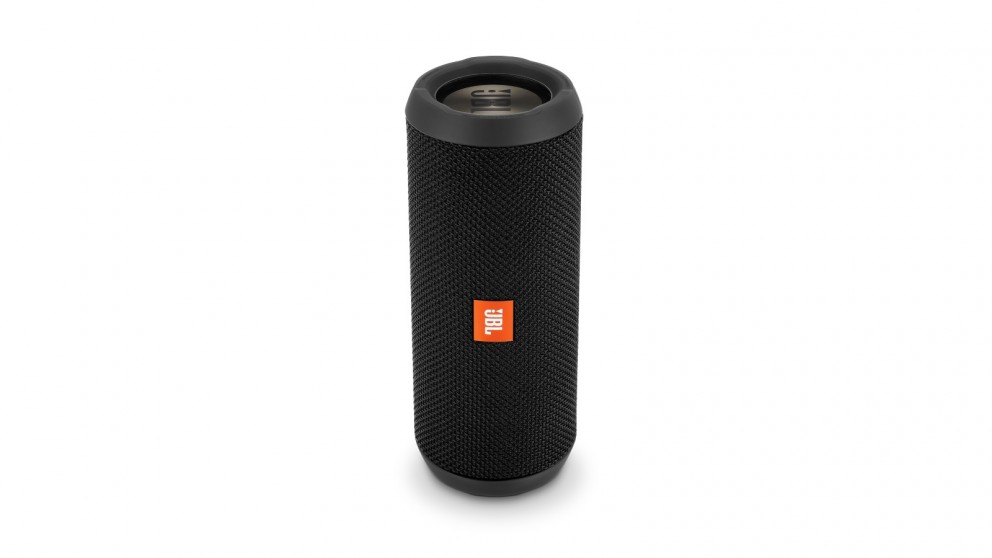 JBL Flip 3 Stealth Edition Portable Bluetooth Speaker - Black