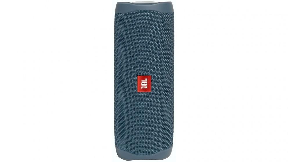 Jbl Flip 5 Portable Bluetooth Speaker   Blue by Jbl