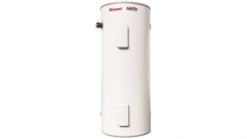 Rinnai Hotflo 250L Twin Element 3.6kW Electric Hot Water Storage System
