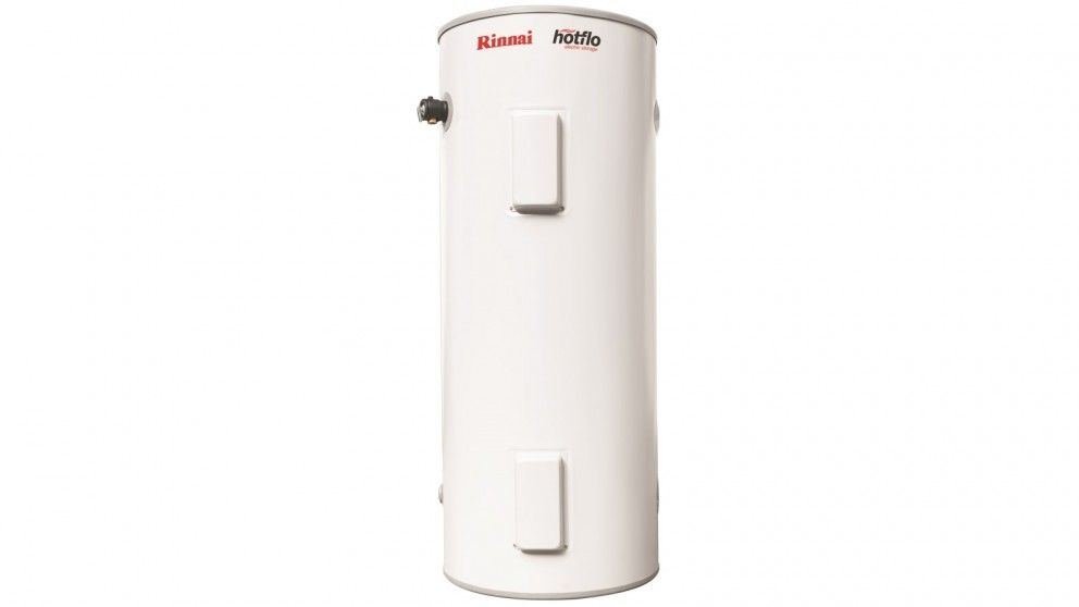 Rinnai Hotflo 400L Twin Element 3.6kW Electric Hot Water Storage System