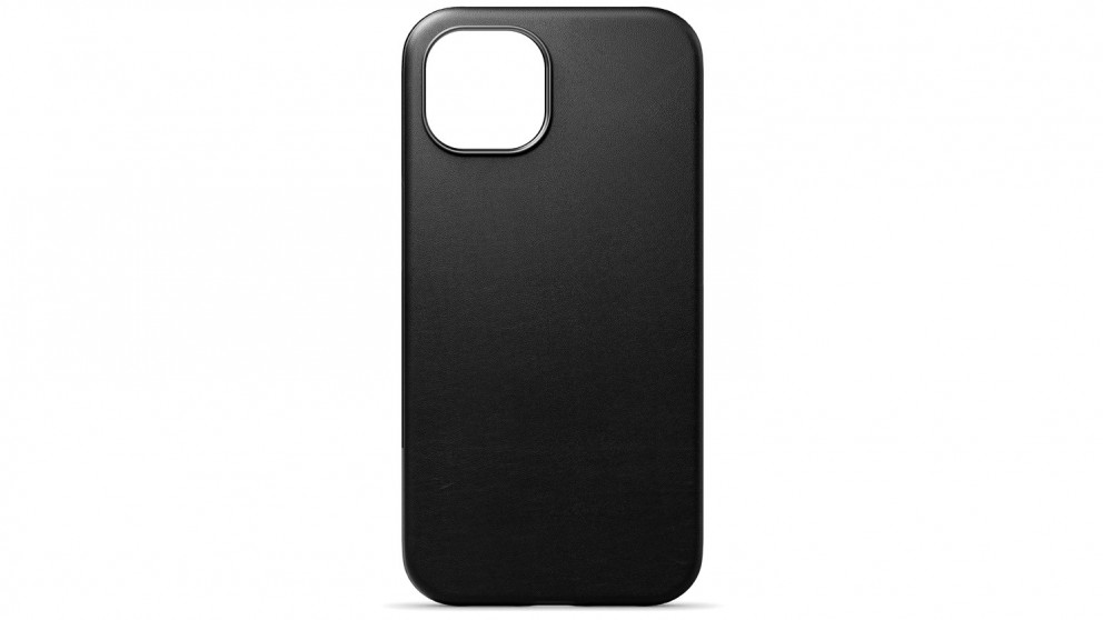 Journey Leather Case for iPhone 13 - Black