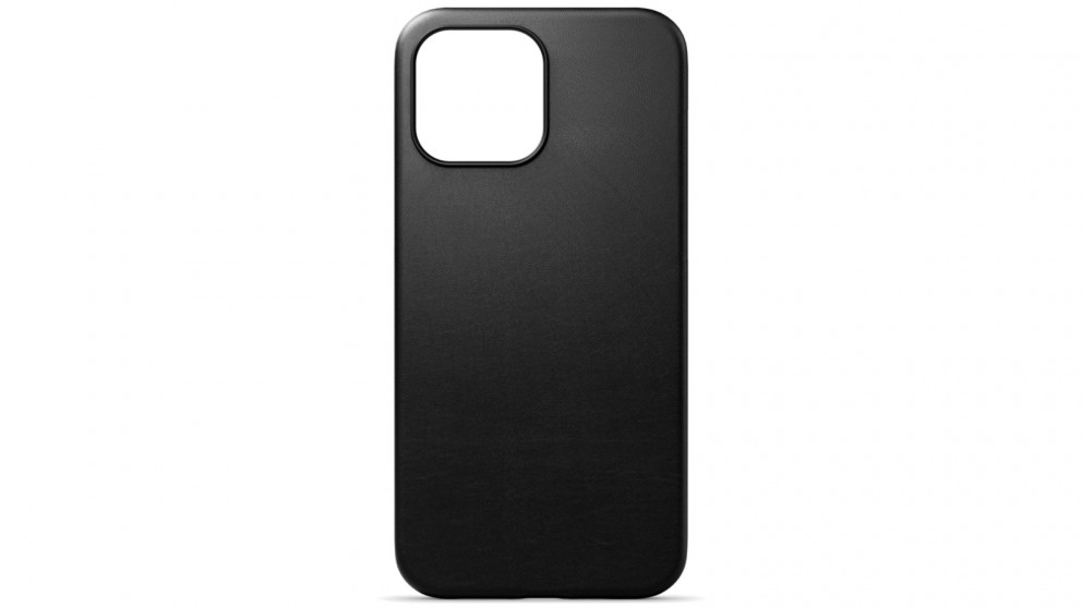 Journey Leather Case for iPhone 13 Pro Max - Black