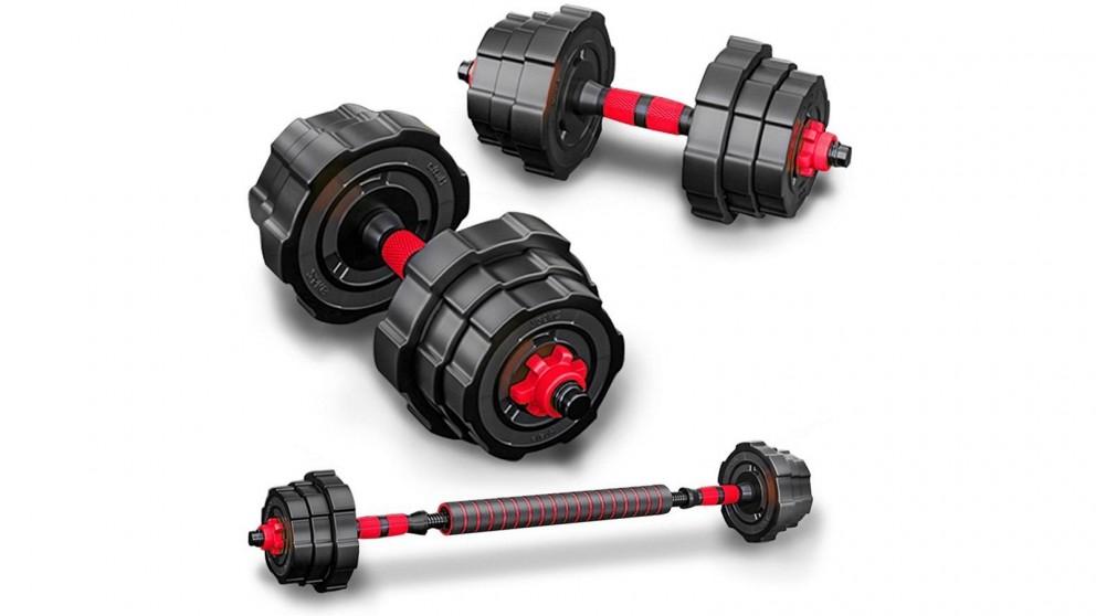 JMQ Fitness Weight Dumbbells Set Hexagon Dumbbell for Home Gym Exercise Training Barbells