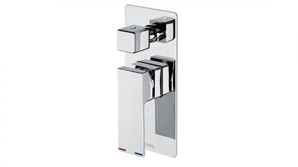 Linsol Joseph Shower or Bath Mixer with Diverter