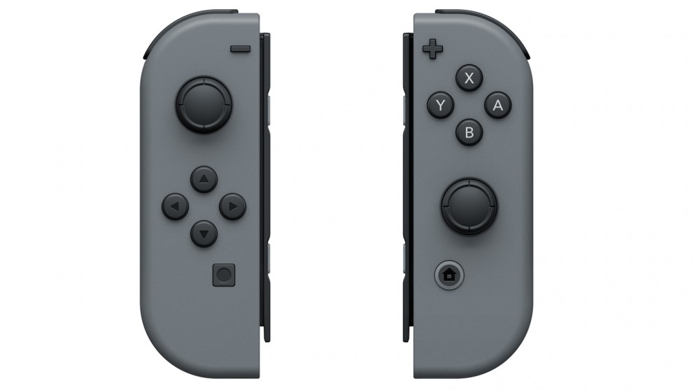 Nintendo Switch Joy Con Controller Pair - Grey