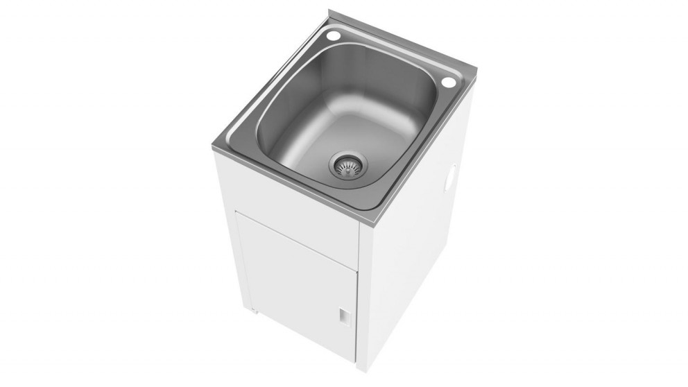 Clark 42L Utility Laundry Tub and Cabinet - Sinks - Sinks & Taps ...