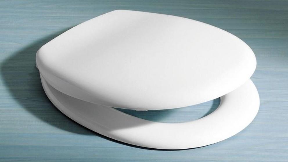 Avalon Soft Close Toilet Seat - White