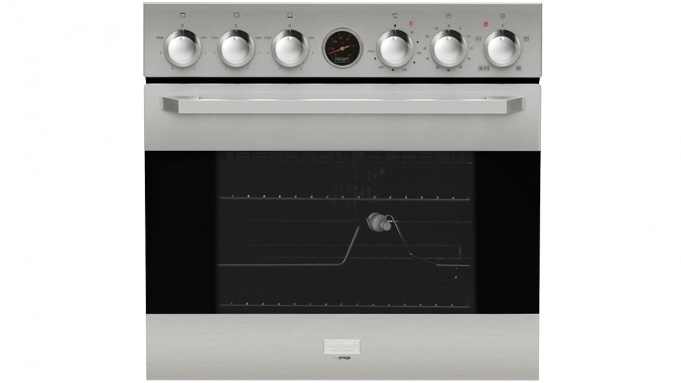 Neil Perry Kitchen by Omega 600mm Electric Oven - Stainless Steel