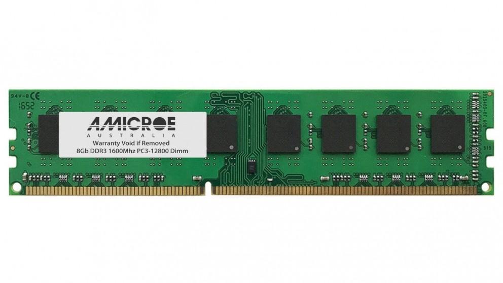 Amicroe DDR3-1600 8GB Desktop RAM