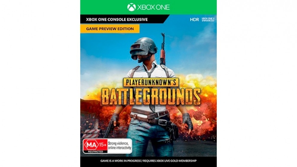 PlayerUnknown's Battlegrounds (PUBG) - Xbox One Game Preview