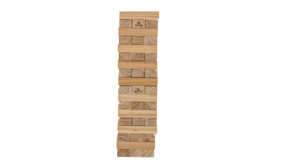 Jenjo Jumbo 81cm Block Game