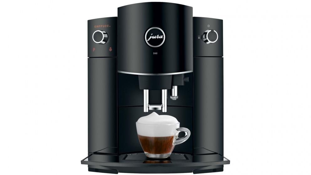 Cheap Jura D6 Auto Coffee Machine Piano Black Harvey Norman Au