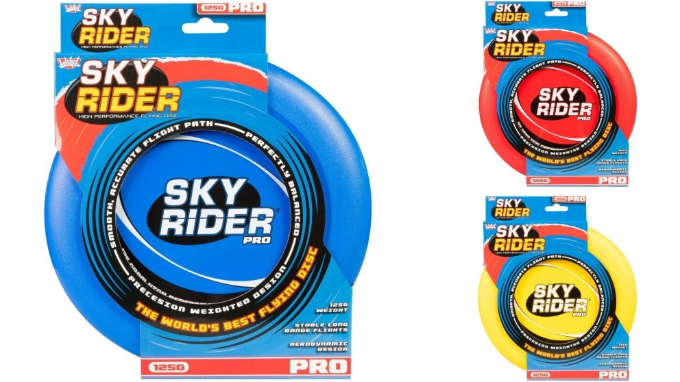 Wicked Sky Rider Pro Flying Disc Computer Aided Precision Design