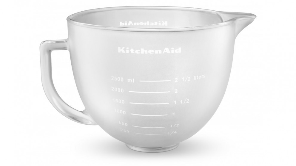 KitchenAid 4.7L Frosted Bowl Stand Mixer Accessory