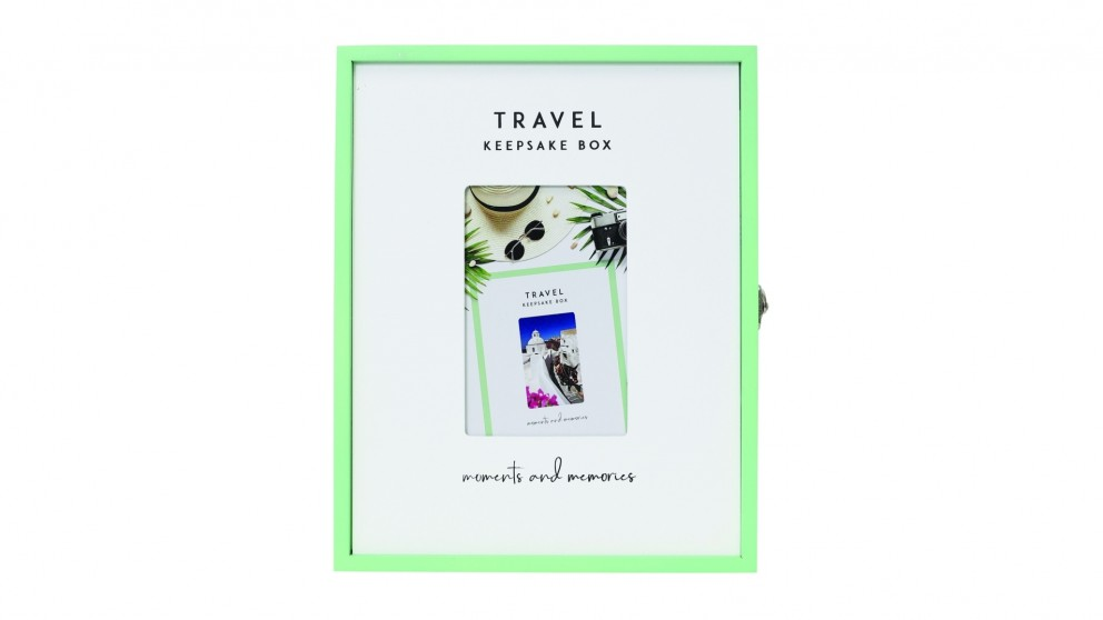 Splosh Travel Keepsake Box
