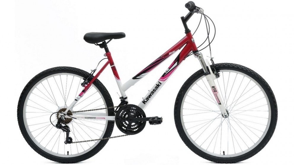 "Kawasaki K26 26"" Womens Hardtail Moutain Bike"