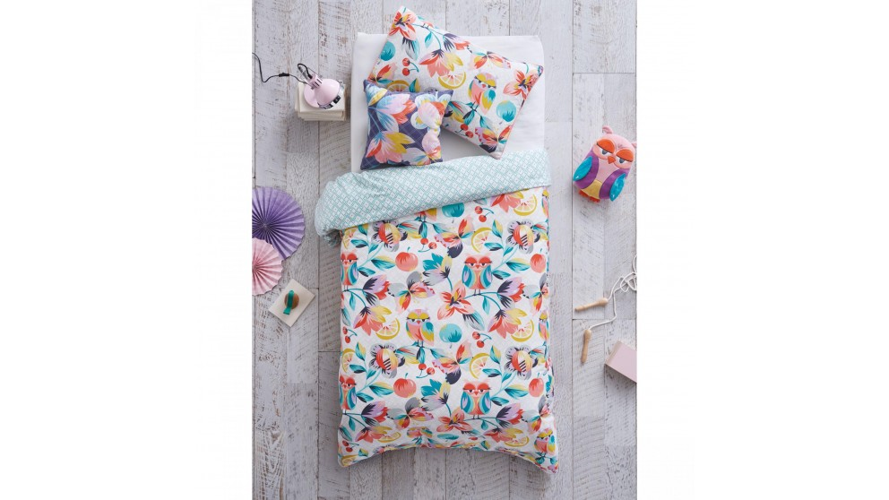 Kaleidoscope Multi Quilt Cover Set