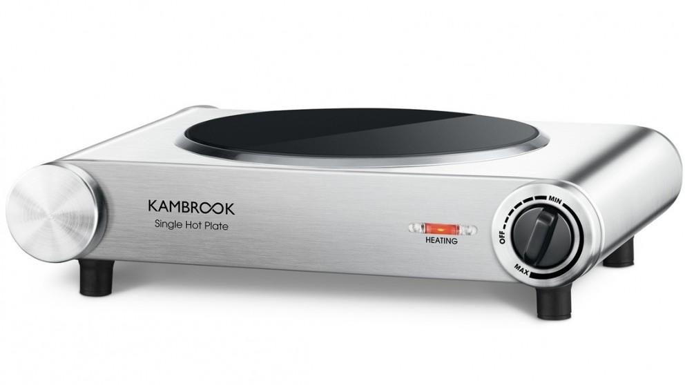 Kambrook Portable Single Ceramic Hot Plate