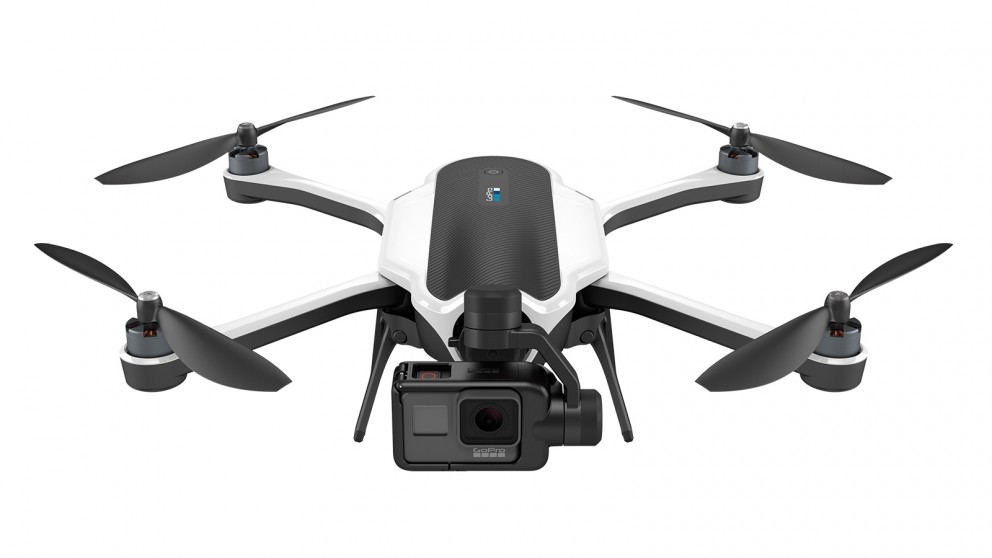 GoPro Karma Drone with GoPro HERO6