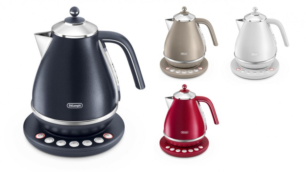 DeLonghi Icona Elements Digital Kettle