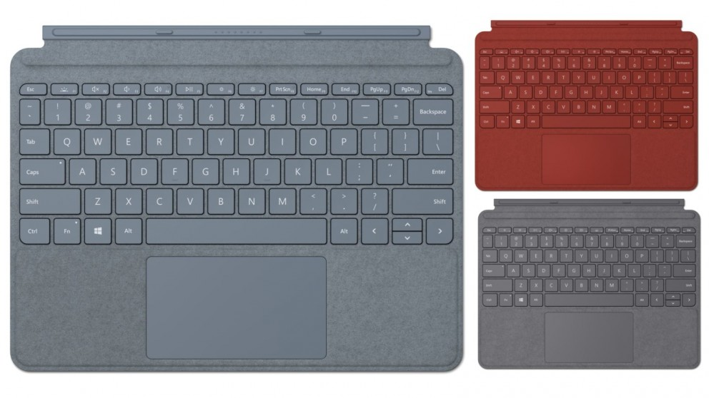 Microsoft Surface Go Signature Type Cover (2020)