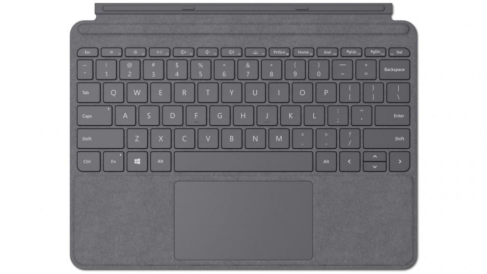 Microsoft Surface Go Signature Type Cover - Platinum (2020)