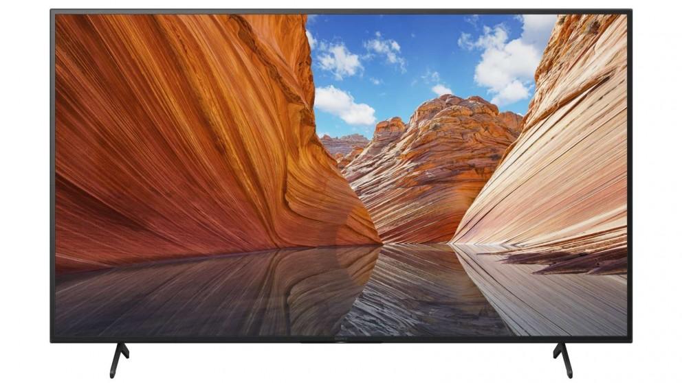 Sony 50-inch X80J 4K UHD LED LCD Google TV