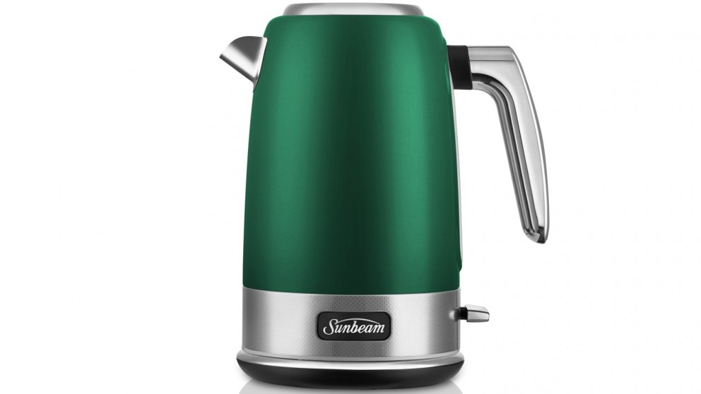 Sunbeam New York 1.7L Jug Kettle - Central Park Green