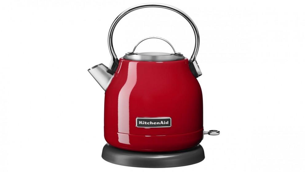 KitchenAid 1.25L Kettle - Empire Red